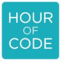 an icon of an hour of code