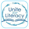 an icon of unite for literacy